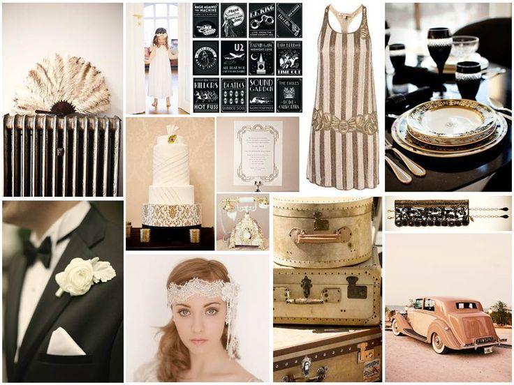 boda Gran Gatsby